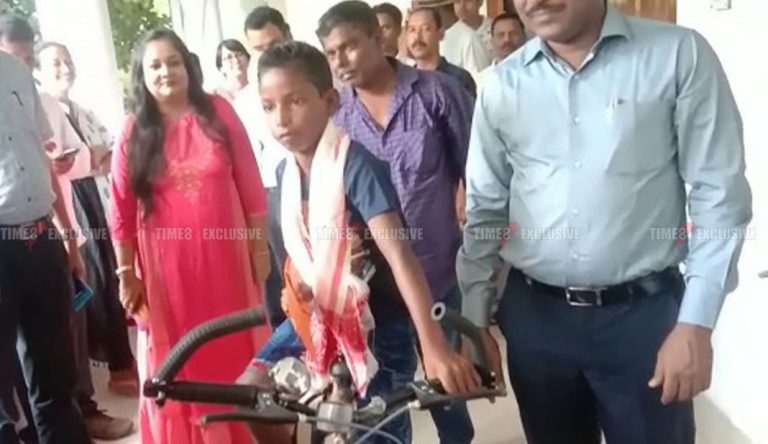 Braveheart Who Saved Woman, Child From Drowning In Sonitpur Wants To Join Army