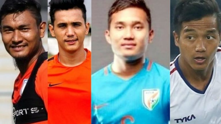 2022 FIFA World Cup: Assam's Halicharan, Vinit, Mizoram's Jerry, Lallianzuala Listed As Probables For India