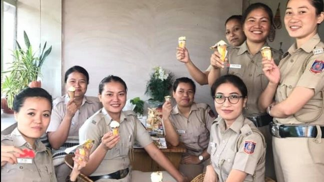 Facing Trouble In New Delhi? Contact These Fiesty Women Cops From NE