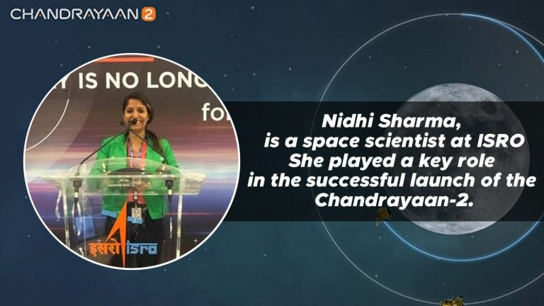 This Woman Scientist From Assam Is Part Of India's Ambitious Chandrayaan 2 And We Can't Be More Proud