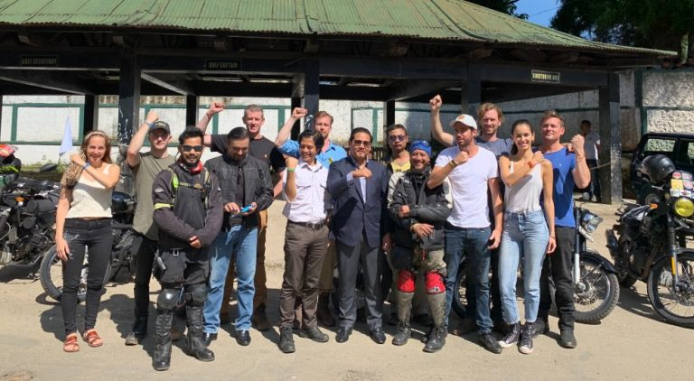 Ride East: Bikers Set On A Journey To Commemorate Commencement Of WW2