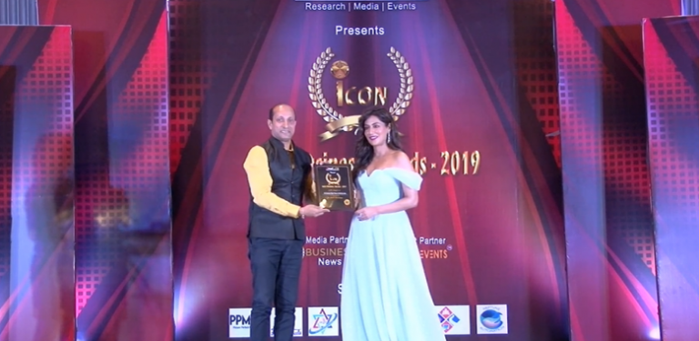 Assam's Youth BJP Leader Bags 'Icon India Award 2019'